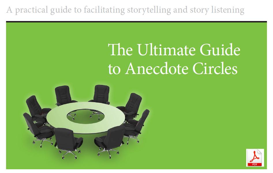 Anecdote Circles